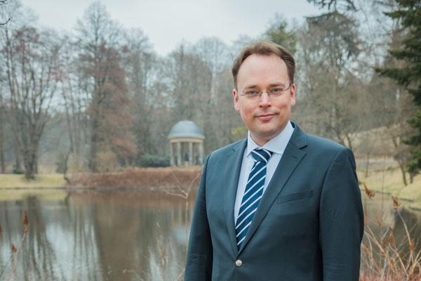 Prof. Dr. jur. Martin Wachovius - 42 Jahre - Professor für Energierecht