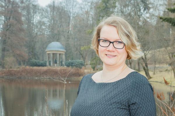 Claudia Wolfram - 34 Jahre - Angestellte Touristinformation