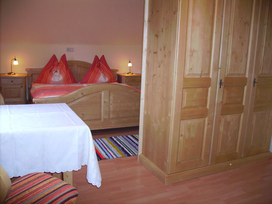 Schlafzimmer 1 Wohnung 2