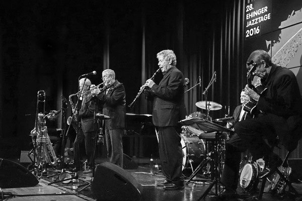 Barrelhouse Jazzband (Foto: Ralf Flinspach)