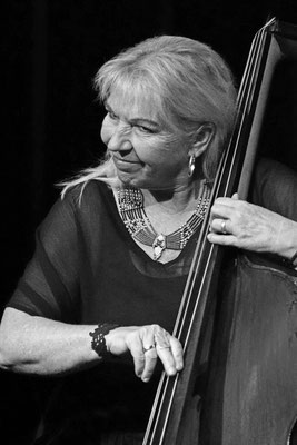 Lindy Huppertsberg, Barrelhouse Jazzband (Foto: Ralf Flinspach)