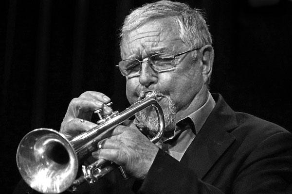 Horst Schwarz, Barrelhouse Jazzband (Foto: Ralf Flinspach)