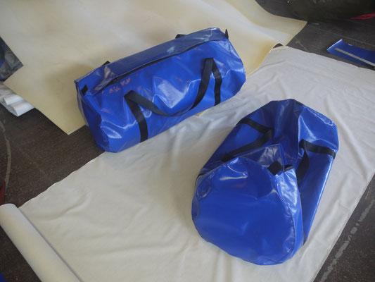 Mining equipment bags