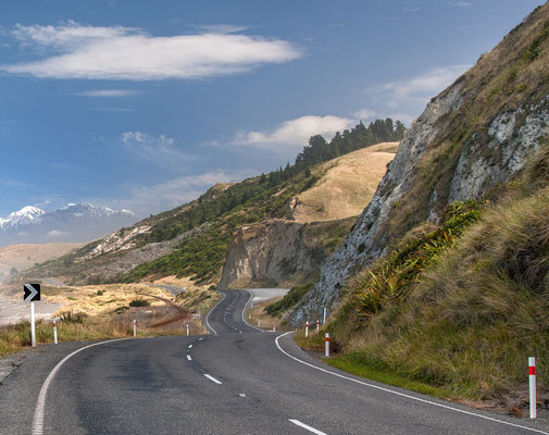 North of Kaikoura
