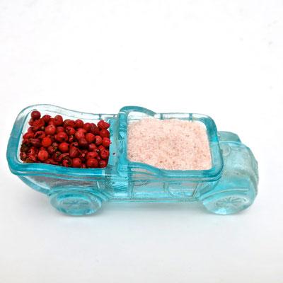 Gewürze salz und Pfeffer Männer Oldtimer autokaufmuseum Geschenke maännergeschenke