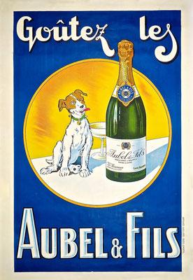 plakat affiche cartel poster lithographie antiqueposter originalposter orginalplakat champagner hochzeitsgeschenk wedding weddinggift