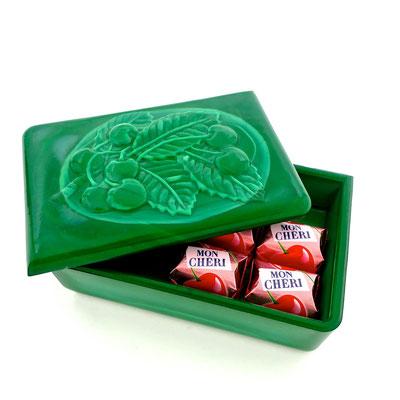 moncherie ferrero rocher gablonz deckeldose geschenk hochzeitsgeschenk grün