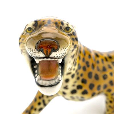 leopard ceramic keramik