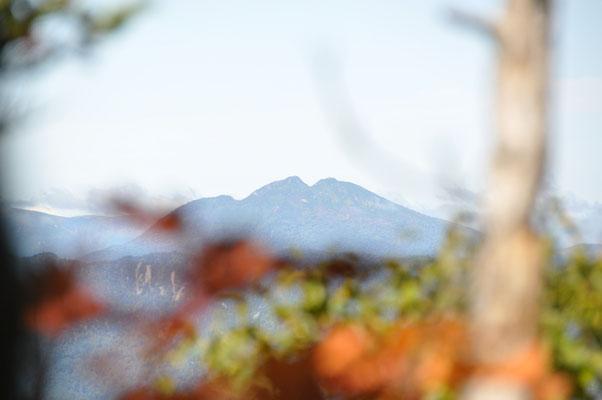 おっ、これは燧ヶ岳