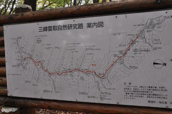 自然研究路の詳しい情報