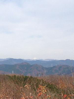 日光白根山は真っ白