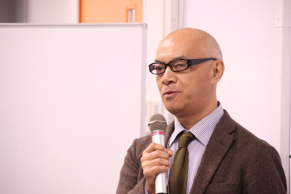 D社伊藤さんのワークショップ「自分の幸福・能力・アイデアを活かす」