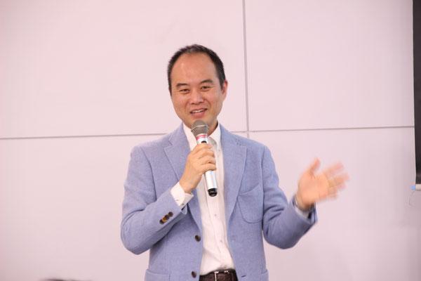 サービスグラント嵯峨生馬代表理事「プロボノ活動、ボードマッチングの紹介」