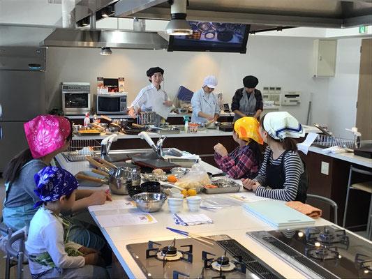 大阪ガスショールームディリパ泉北 料理講座