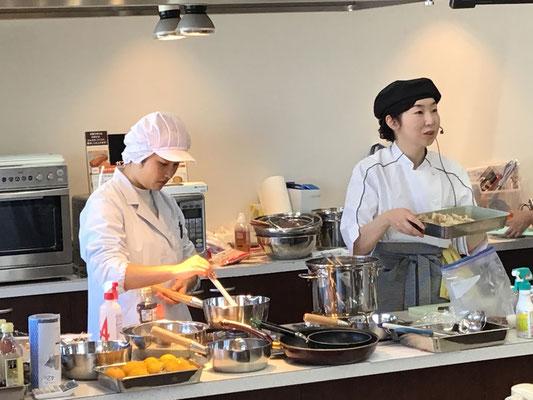 地域密着料理講座 帝塚山学院大学 食物栄養学科