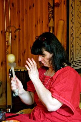 Shantiwoman schamanisches Seelen-Coaching & Ritual zur Stabilisierung der Heilungprozesse