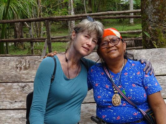 Dona Marlene & Claudia