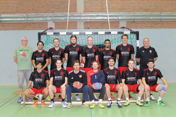 Herren II - 1.Kreisklasse Saison 2016/17