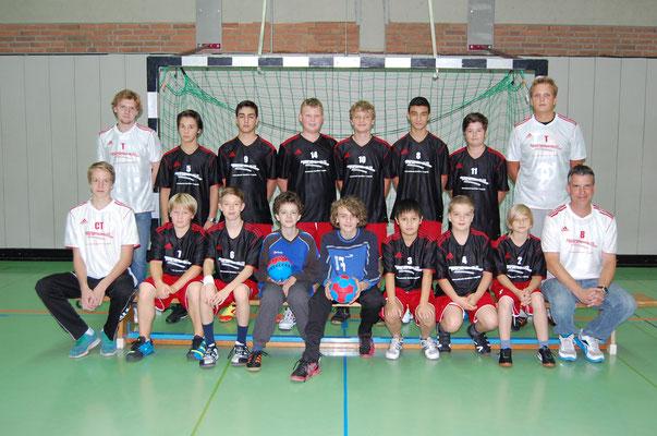 C2-Jugend - Saison 2012/13