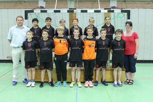 D-Jugend - Saison 2013/14
