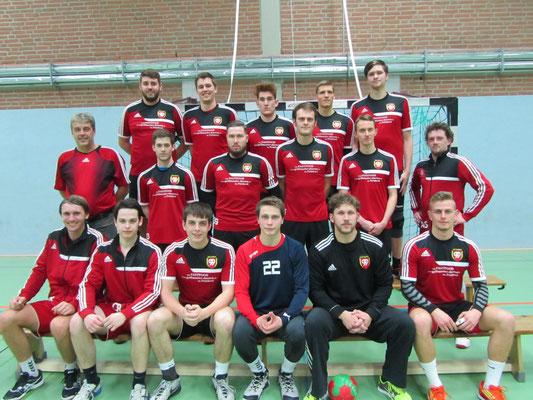 Herren I - Kreisliga Saison 2015/16