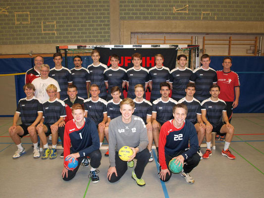 A1-Jugend - Verbandsliga Saison 2014/15