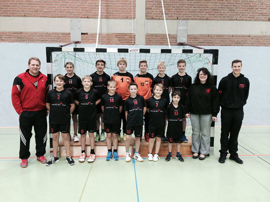 D-Jugend - Kreisliga Saison 2014/15