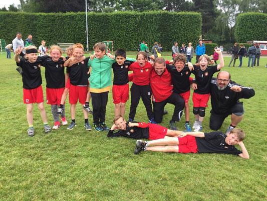 E1-Jugend - Turniersieger in Weiden