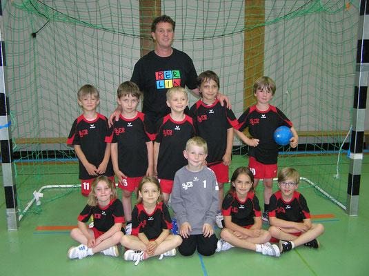 F-Jugend - Saison 2013/14