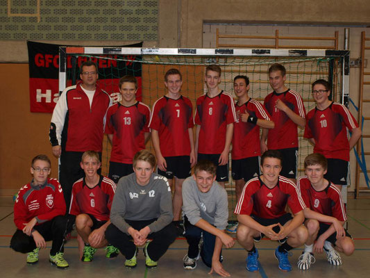 B1-Jugend - Mittelrheinliga Staffel A Saison 2014/15