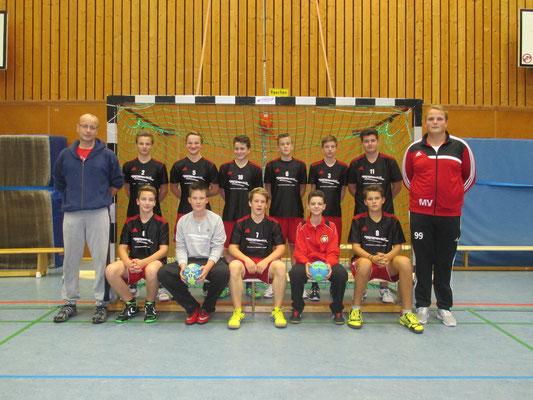 B2-Jugend - Kreisklasse Saison 2014/15