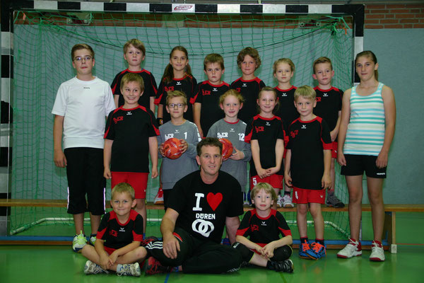 F-Jugend - Saison 2014/15