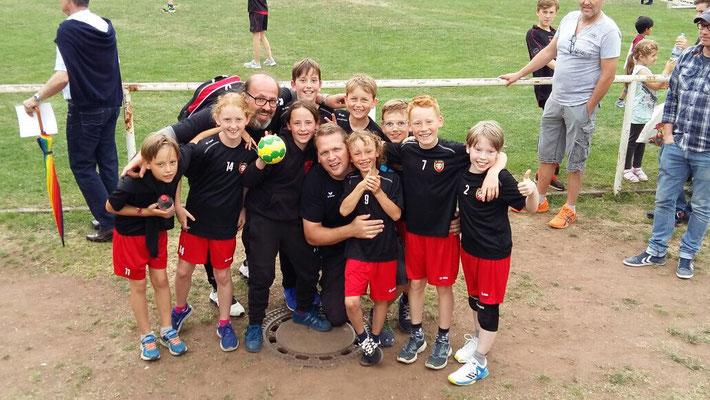 E-Jugend - Turniersieger Egbert-Cup Aachen