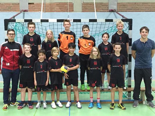 D-Jugend - Kreisliga Saison 2016/17