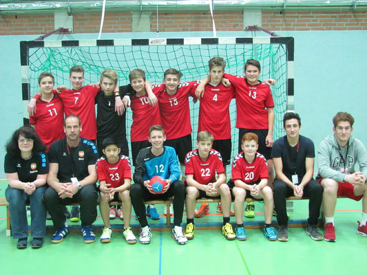 C-Jugend - Verbandsliga Saison 2016/17