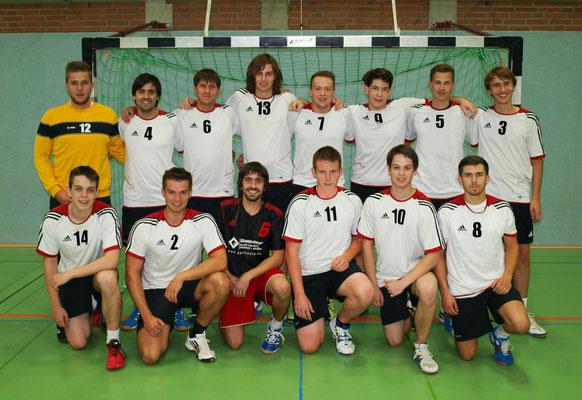 Herren II - 2.Kreisklasse Saison 2014/15