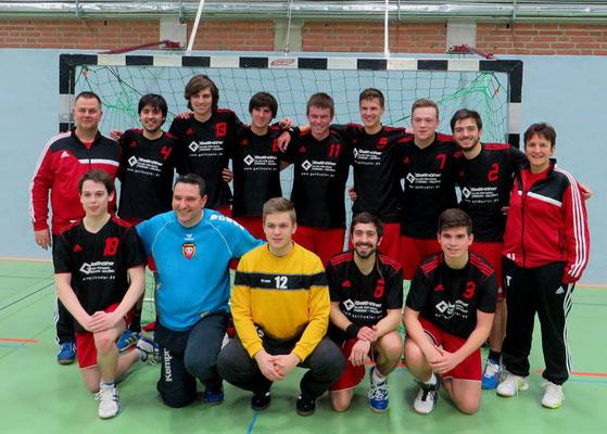 Herren I - 2.Kreisklasse Saison 2013/14