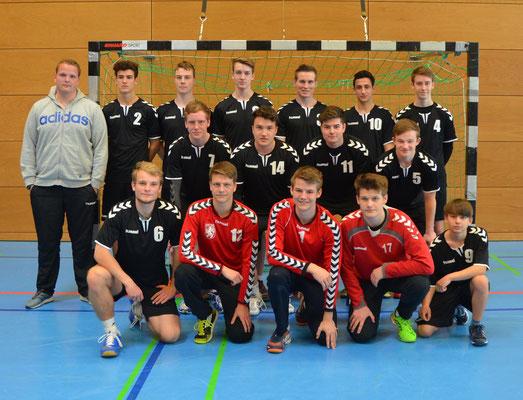 JSG Düren 99/Birkesdorf mA1 - MittelrheinOberliga Saison 2016/17