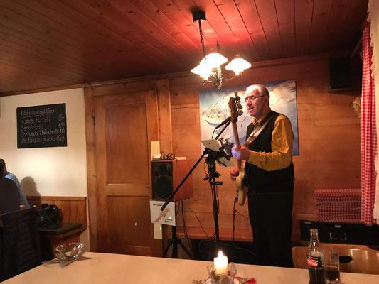 28.12.2018 / Oldies-Abend im Rest. Fang, Oeschseite BE