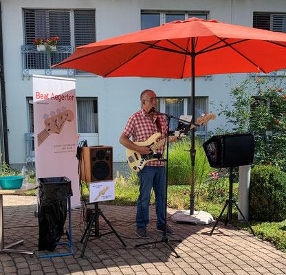31.08.2019 / Grillfest in der Gutknecht-Siedlung Thun