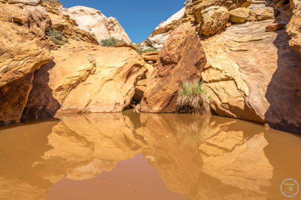 Hike im Dang Canyon