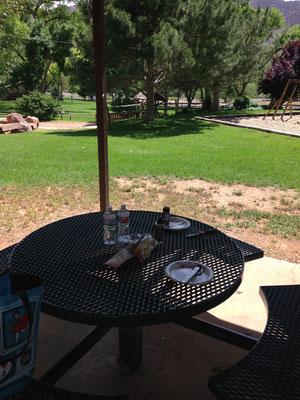 BBQ im Park
