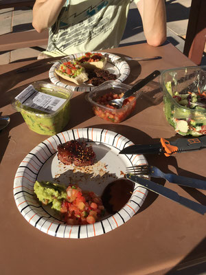 Outdoor-Grillplatte