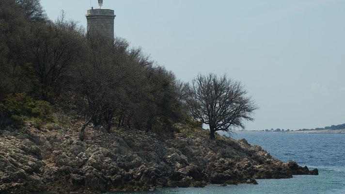 Leuchtturm von Plavnik