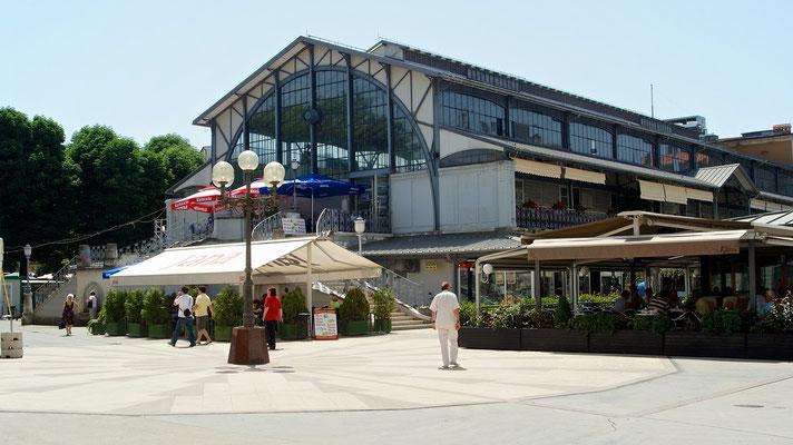 Markthalle von Pula
