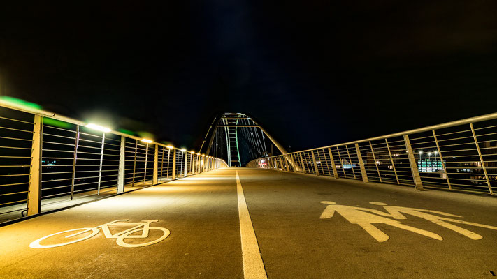 Dreiländerbrücke Weil am Rhein - F-Huningue