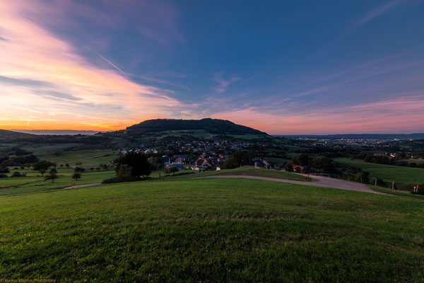 Blick auf Wittnau