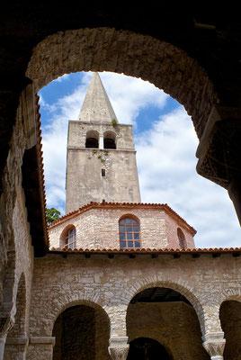 Glockenturm Euphrasius Basilika