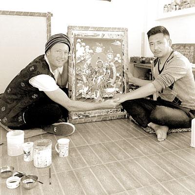 Master Tsewang Dorje