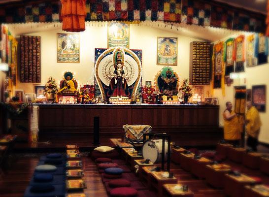 Chenrezig buddhist centre